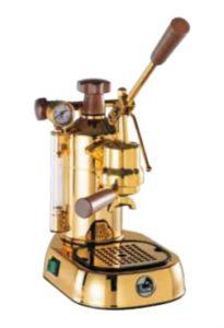 LaPavoni Brass Lever Style Italian Espresso Machine