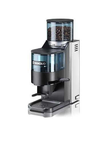 Rancilio burr grinder with doser