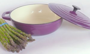 Strikingly bBautiful Casserole Dish for your Next Party!