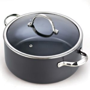 Black Stock Pot